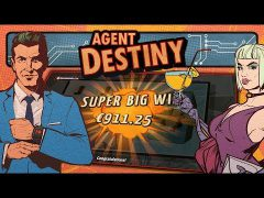 agent destiny slot