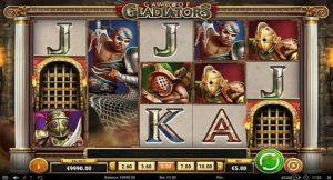 game of gladiators primus mystery