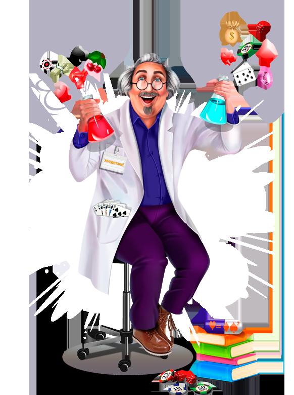 playzee casino scientist